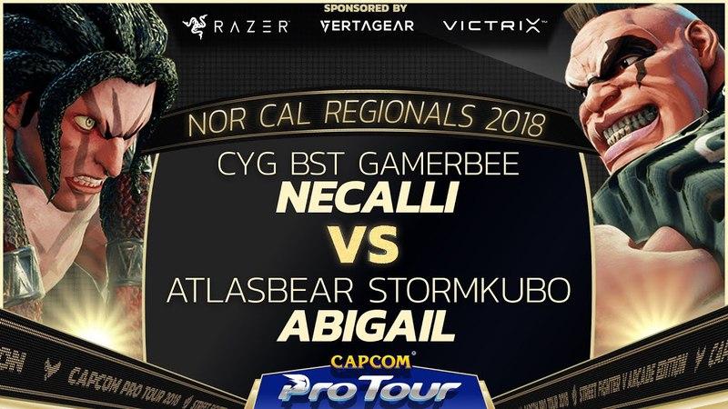 CYGBST Gamerbee vs AtlasBear stormKUBO Loser's 8ths NCR 2018 SFV CPT 2018 смотреть онлайн без регистрации