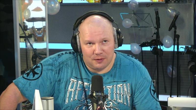 Радиомарафон 25 лет Авторадио. Олег Ломовой (Радиомарафон «Авторадио - 25 лет LIVE»)