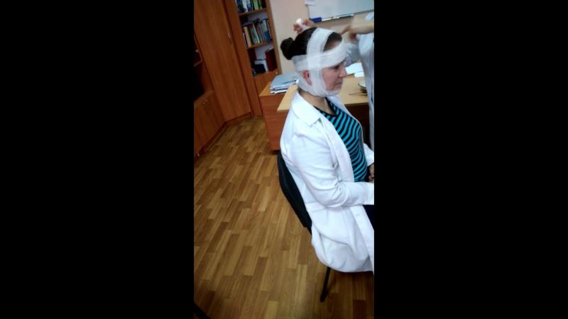 Десмургия-уздечка