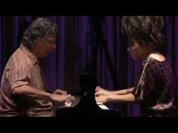 Chick Corea Hiromi Uehara Medley上原ひろみ&チックコリア.flv