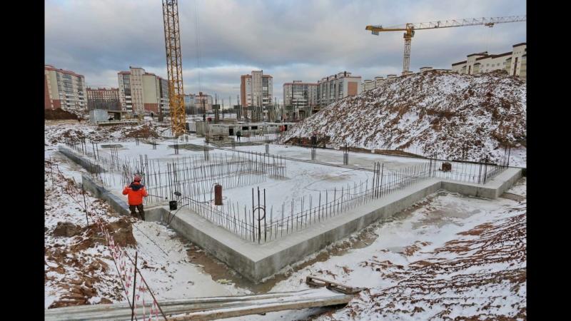 ЖК Государев дом январь 2018 года