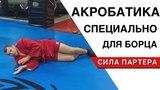 10 элементов акробатики для борца. Самбо для начинающих, как правильно падать