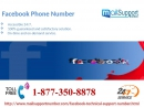 Can't Find Network Settings? Dial Facebook Phone Number 1-877-350-8878