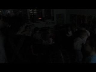 шаманский маорийский танец