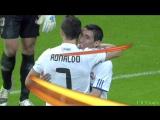 Пятый хет-трик Криштиану Роналду в карьере (2010 год, против