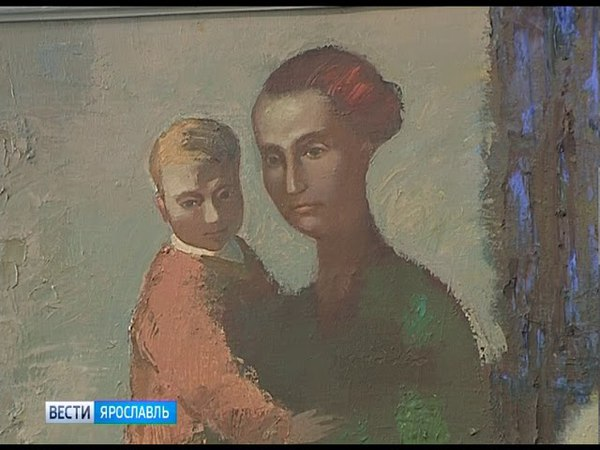 В Ярославле открылась выставка, посвященная 60-летию художника Андрея Жевакина
