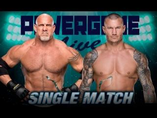 PowerGame Live 24.02.2018: Randy Orton Versus Goldberg (Роман Бондаренко Против Ивана Кузьмова)