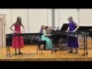 А.Вивальди концерт си бемоль мажор для 2-х скрипок с оркестром I часть