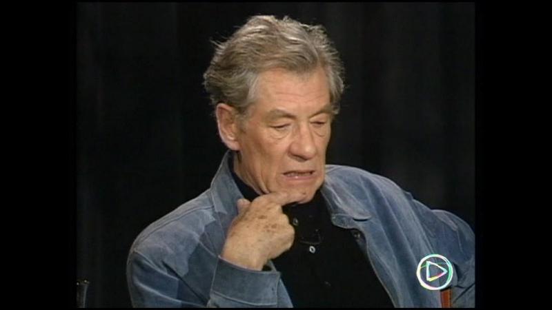 В студии актерского мастерства - Иен МакКаллен / Inside the actors studio - Ian McKellen
