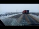 Авария на мосту Свияга. Только что