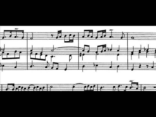Dieterich Buxtehude: Nun komm der Heiden Heiland BuxWV 211 gespielt von Alexander Krey Marburg