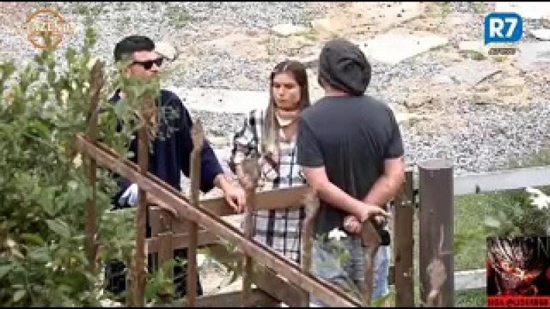 Após anúncio de punição, Flávia nega ter feito xixi fora do reservado