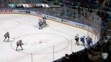 Моменты из матчей КХЛ сезона 1718 Удаление. Никита Камалов (Амур) удалён на 2 минуты за атаку игрока, не владеющего шайбой 27