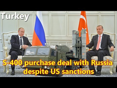 Erdogan on S 400 Purchase Amid Russia Sanctions 'Turkey Decides Fate Itself'