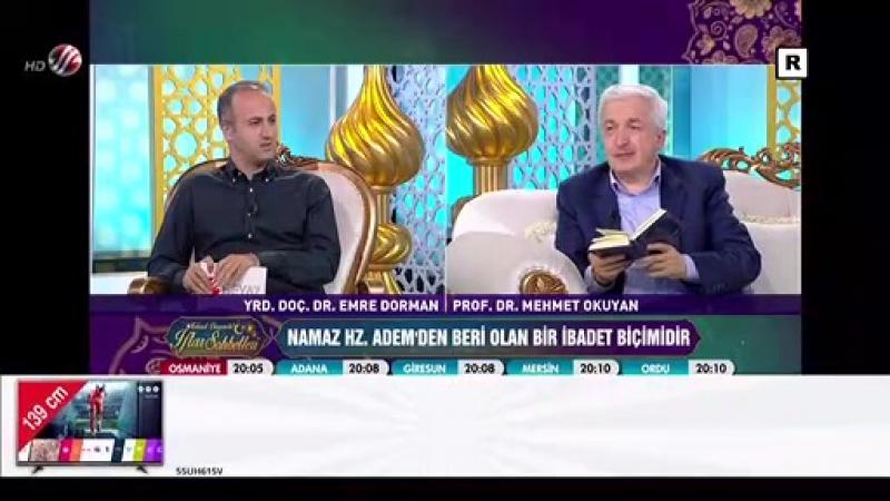 Mehmet Okuyan İftar Sohbetleri 16 Haziran 2017