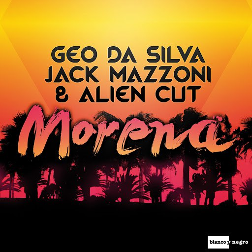 Geo Da Silva альбом Morena