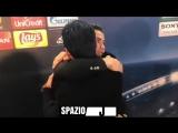 Роналду и Буффон обнялись после матча