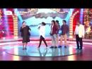 Natalia Torres Emanuel Soriano Jesus Neyra Guillermo Blanco en Barre por Siempre Cholorina