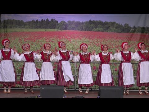 [50fps] Rahvatantsurühm KUU (Naisrühm) - Saaremaa valss
