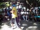 Drycka- Capoeira joga com Palito, Pescoço e Mestre Pinoquio - Roda Figueira - Floripa - SC