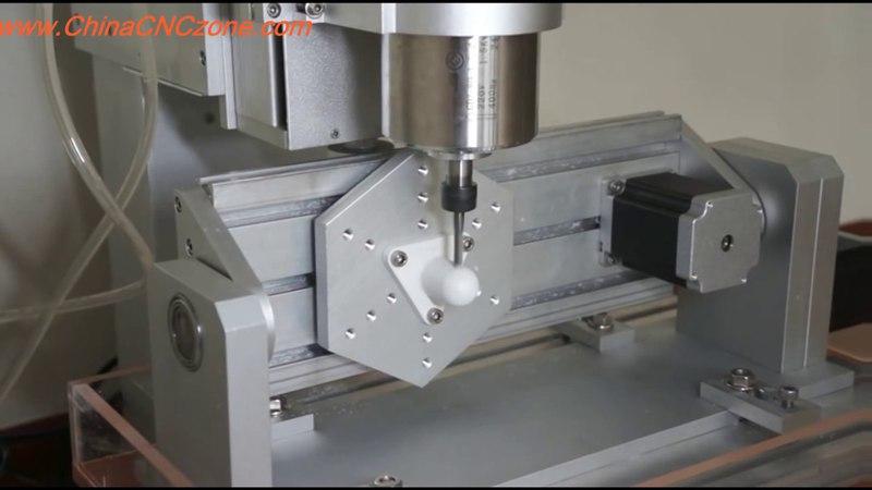 Desktop 5 axis CNC machine
