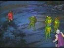 TMNT 1993 серия 9 (Полёт на драконе)