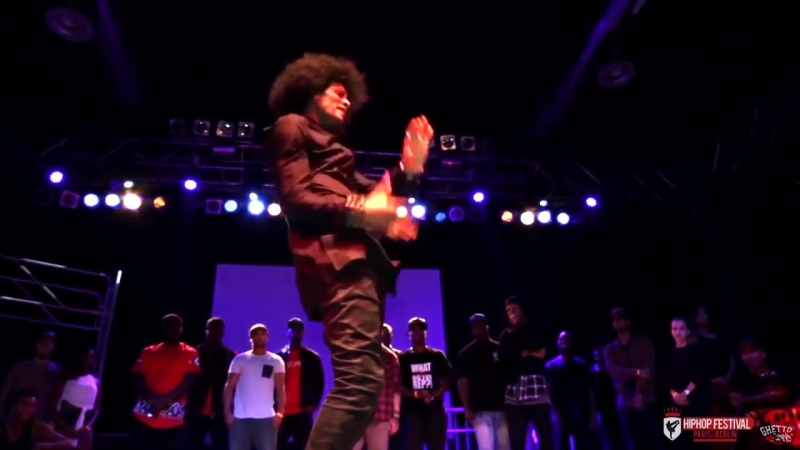 Laurent (Les Twins) - Justin Timberlake - Cry Me A River (CLEAR AUDIO)
