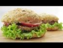 Котлеты без мяса Постный гамбургер