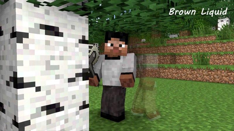 Диллерон и Ярик Лапа Невидимка в Майнкрафт (Minecraft Мультики)