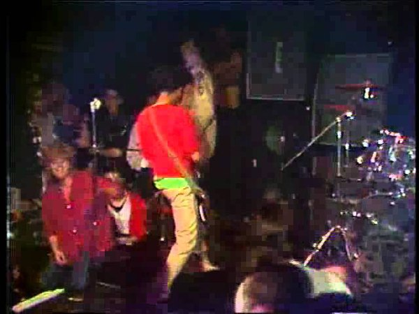 Attitude - Bad Brains Live at CBGB 1982