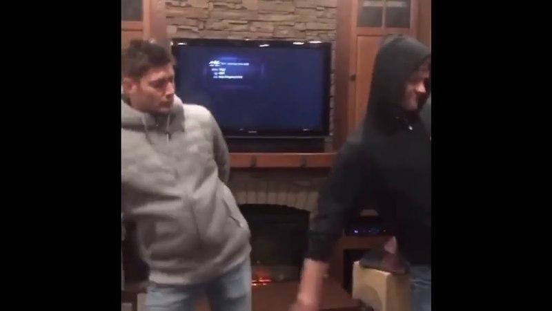 Jared Padalecki Instagram Video 3/23/18