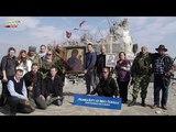 Сергей Маховиков Люди на Донбассе стали для меня родными