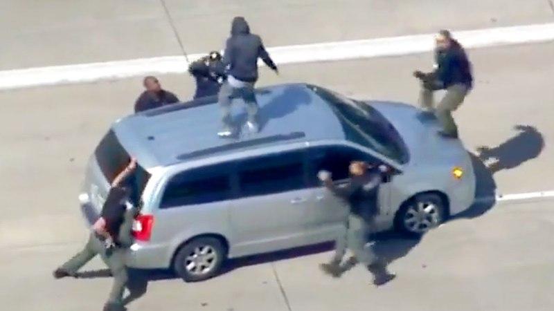 Viral Police Chase Compilation 2018 | Takedowns Pit Maneuver | Justice Served