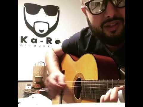 Ka Re - po tvoim sledam GUITAR Version 😍 / по твоим следам - Ка Ре feat Саро Варданян