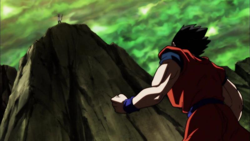 Dragon Ball Super 120 серия русская озвучка Shoker / Драконий жемчуг Супер 120