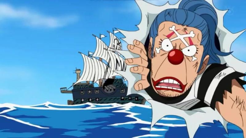 РАЗБОР СИЛ в битве при МАРИНФОРДе в аниме Ван Пис _ One Piece обзор -теория
