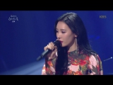 180127 SUNMI - Georgy Porgy (Toto cover) @ KBS Yoo Heeyeol's Sketchbook
