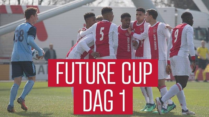 Dit was dag 1 van de ABN AMRO Future Cup 💥