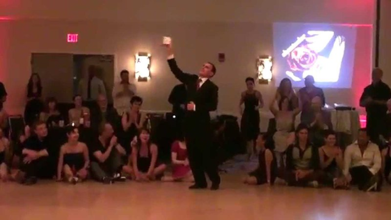 Chicago Tango Week 2015 (2-5 July) Trailer 2- World Cup at CTW