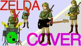 ZeldaOcarina of Time - Saria's Song (Cover)