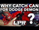 Installing UPR Catch Can for Dodge Demon at Baily's Hyperformance
