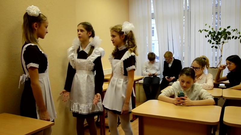 Гости из прошлого ГБОУ Школа 2097