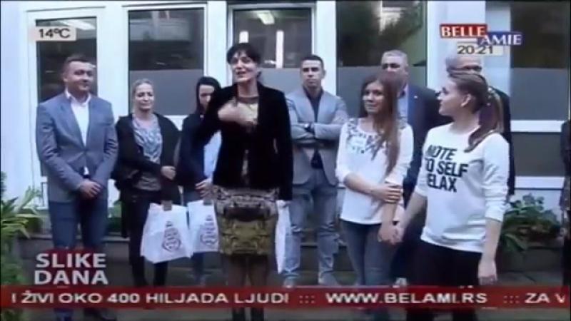 10.10.2017. - Belle Amie Slike dana - GO Pantelej ugostila učenike iz Novopolocka