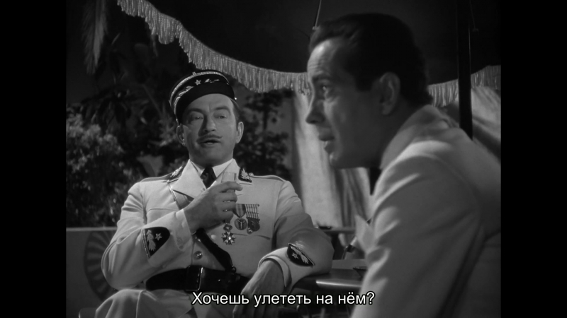 Касабланка (1942) HD 1080p / Casablanca Film Prestige субтитры