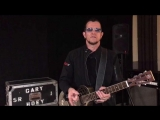 Gary Hoey-Back Up Against The Wall