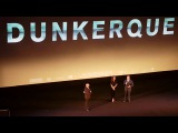 Interview Christopher Nolan Avant-première Dunkirk Dunkerque 170717 at Le grand Rex Paris