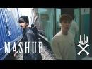 BTS x SEVENTEEN - I NEED U / THANKS MASHUP
