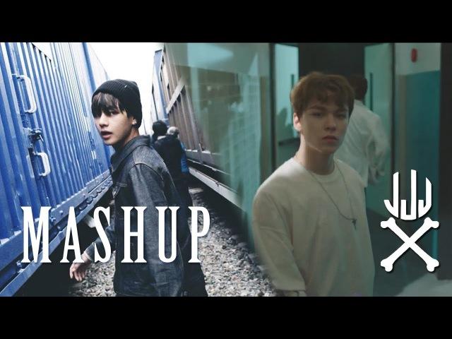 BTS x SEVENTEEN - I NEED U THANKS MASHUP