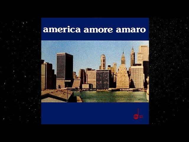 R. Ducros, L. Simoncini - America Amore Amaro (1977) Full Album LP