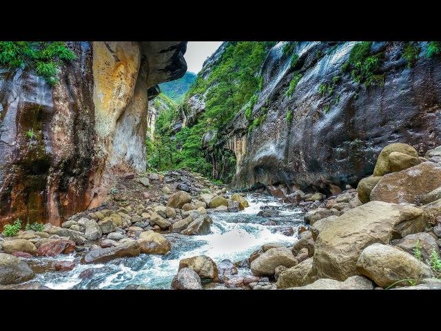 Relax 10 минут. Звук воды горной реки. Расслабляющие звуки природы